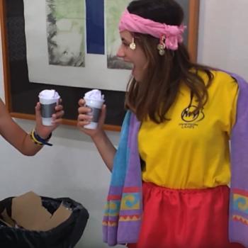 Interwayers Iberdrola camp Mannequin Challenge