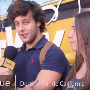 Opiniones Bus Interwayers sur de California