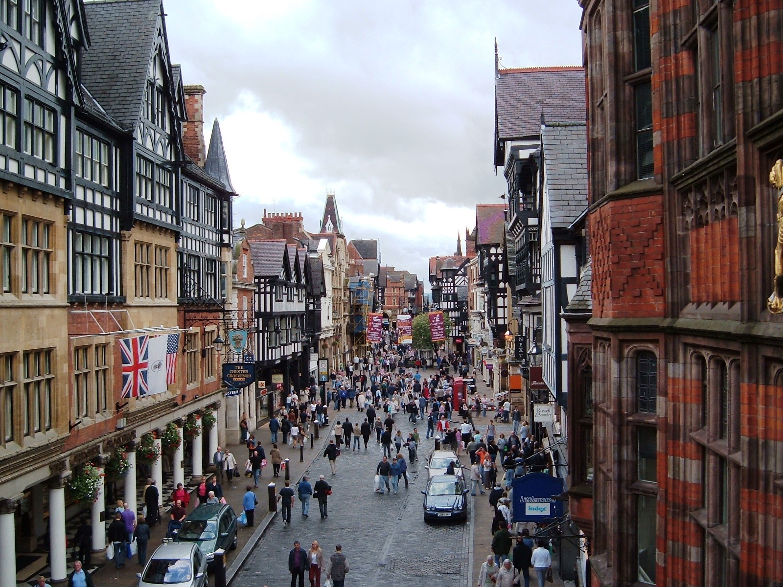 ENGLISH IN CHESTER - CURSOS DE INGLÉS PARA PROFESIONALES
