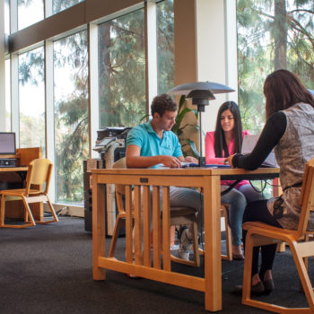 USA | Los Angeles | Los Angeles Whittier College | Campus
