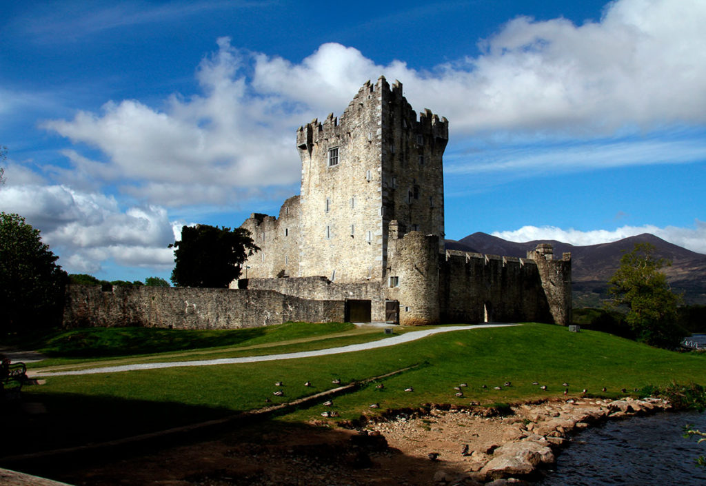 Killarney Castillo de Ross